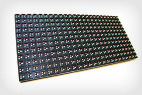 Полноцветный модуль P-13 1R1G1B